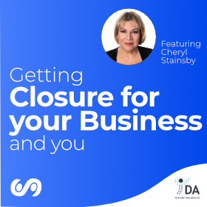 Getting closure for your business and you podcast